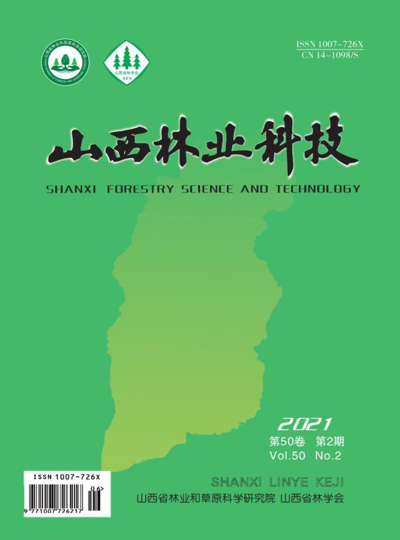 山西林业科技杂志