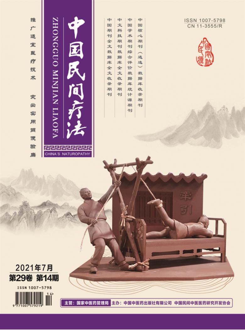中国民间疗法杂志