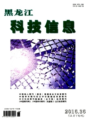 黑龙江科技信息杂志
