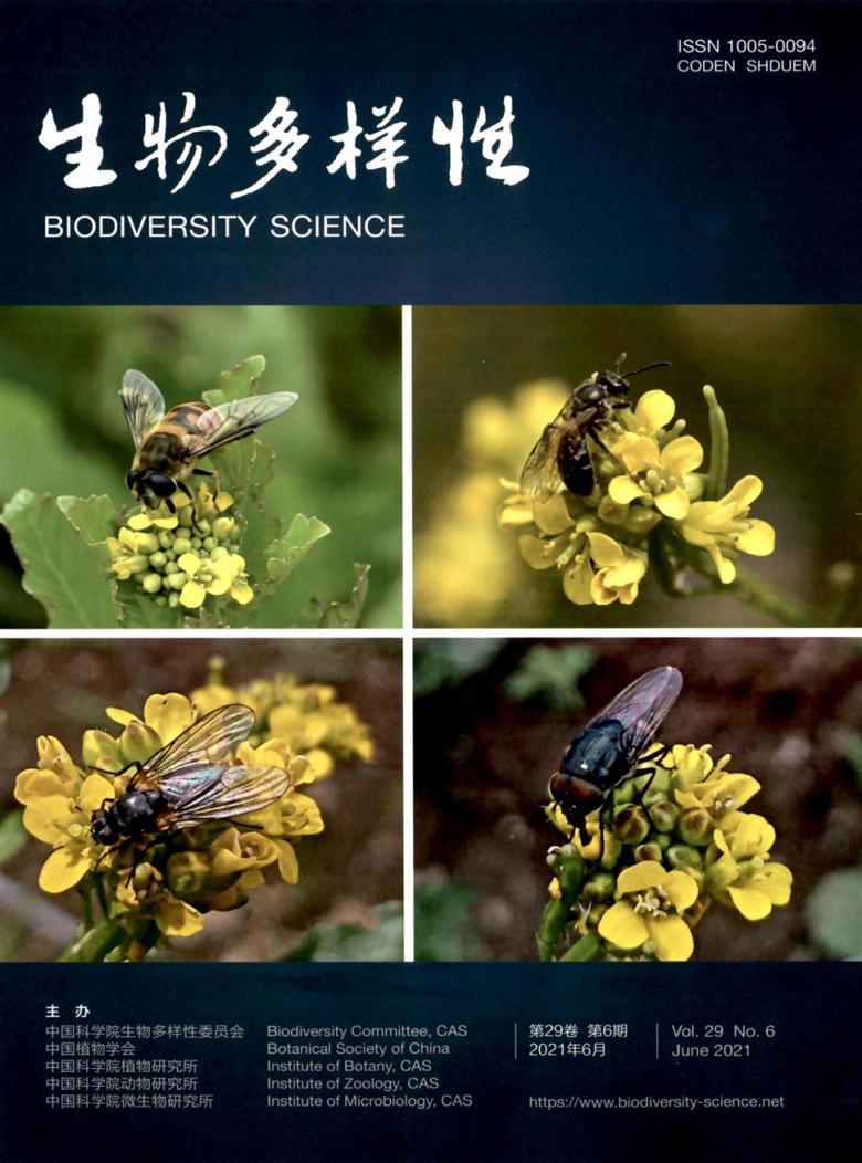 生物多样性杂志