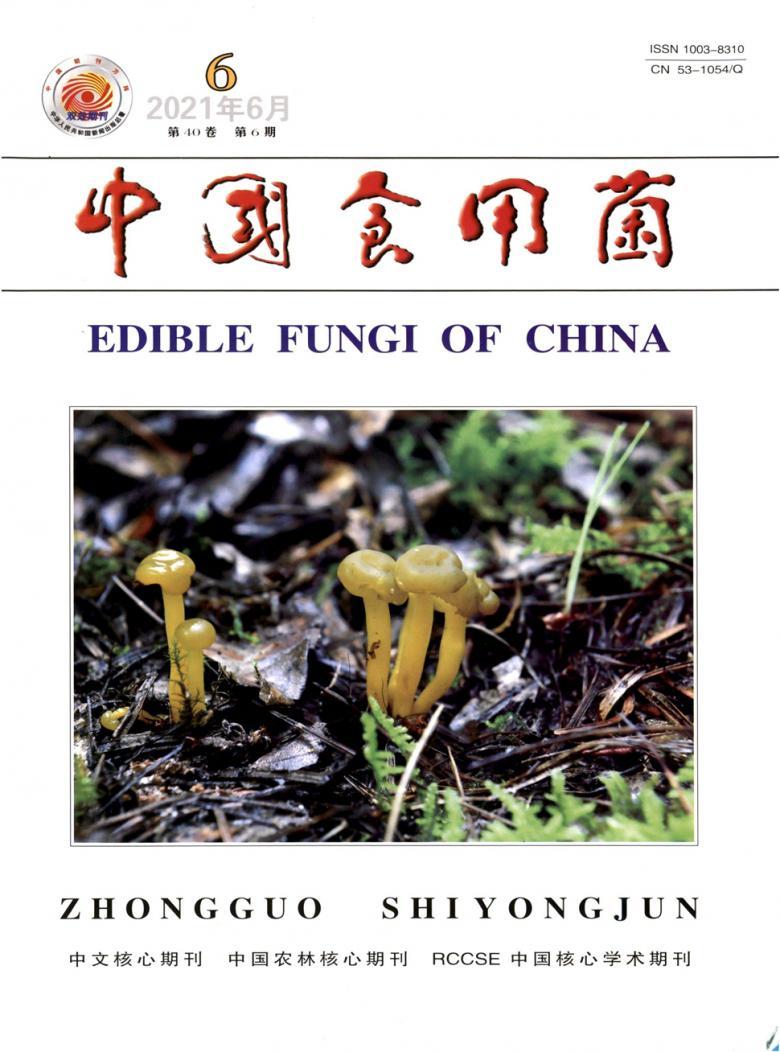 中国食用菌杂志