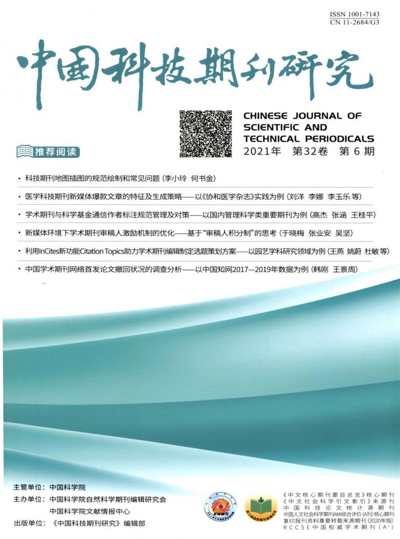 中国科技期刊研究杂志
