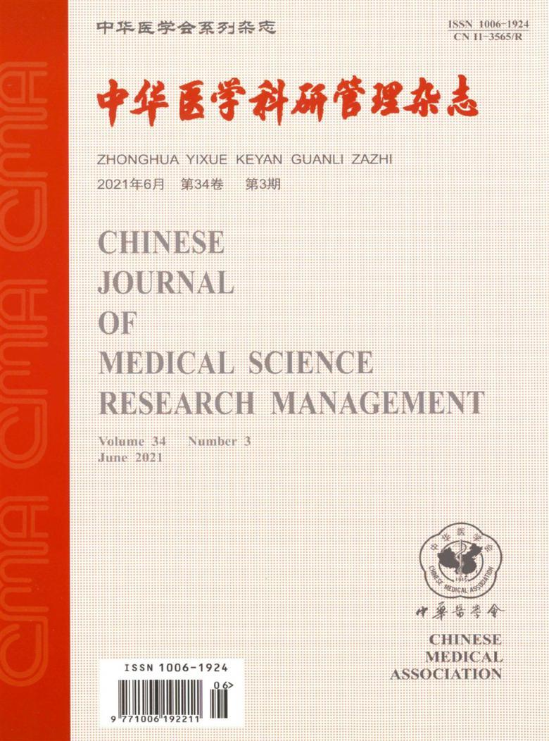 中华医学科研管理