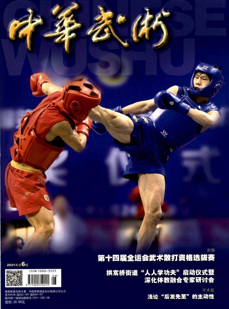 中华武术杂志