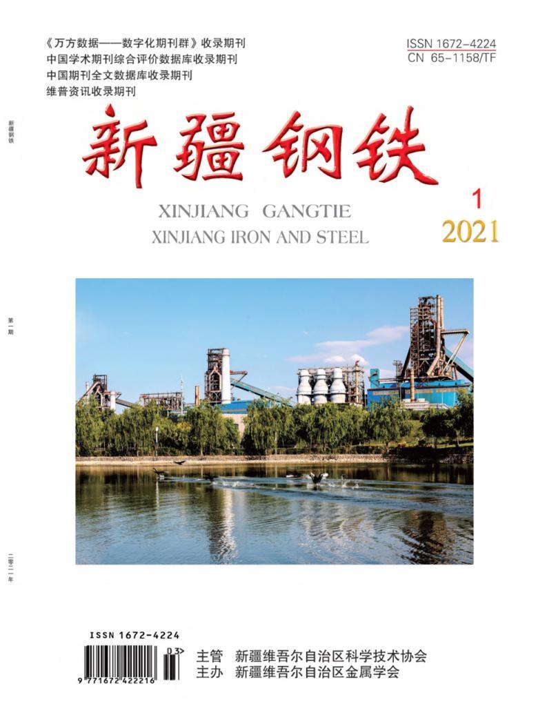 新疆钢铁杂志