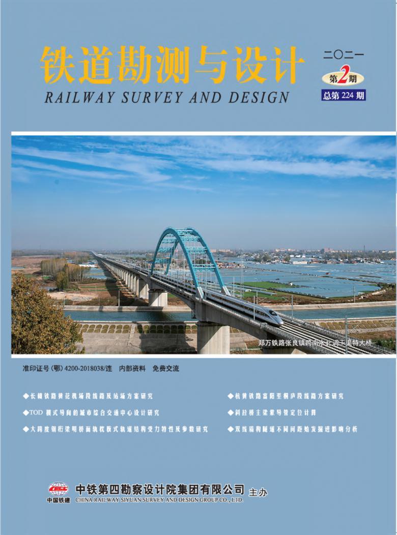铁道勘测与设计杂志