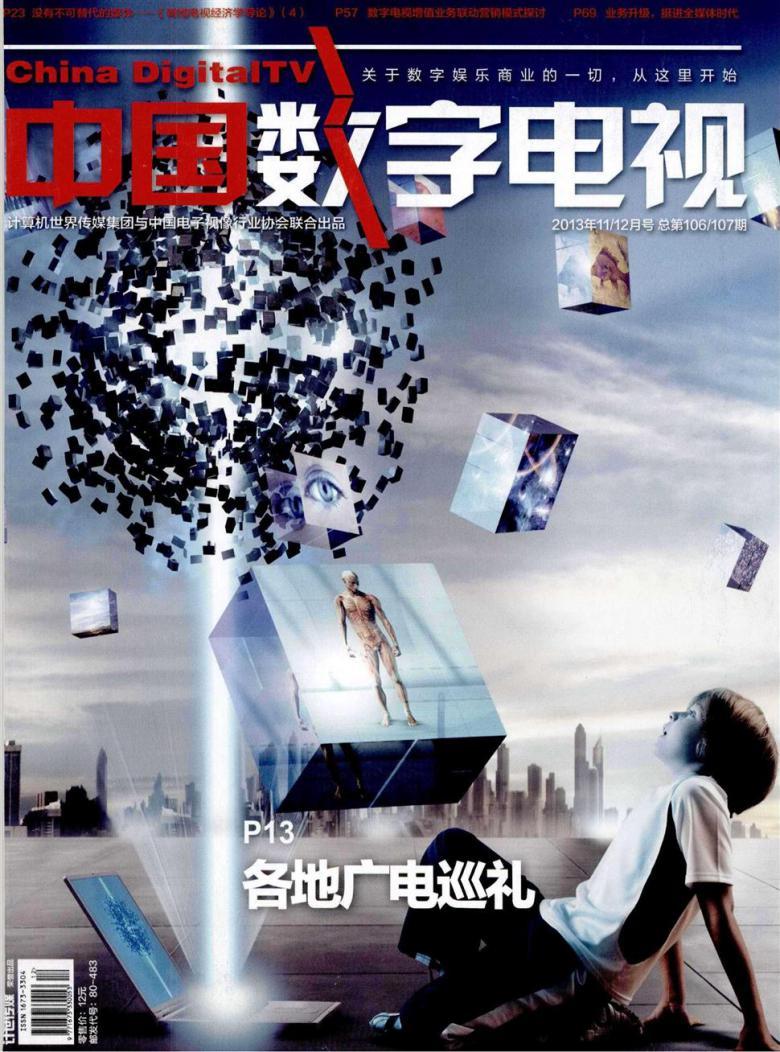 中国数字电视杂志