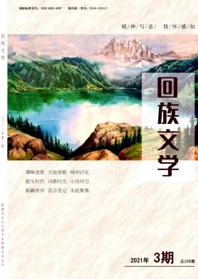 回族文学杂志