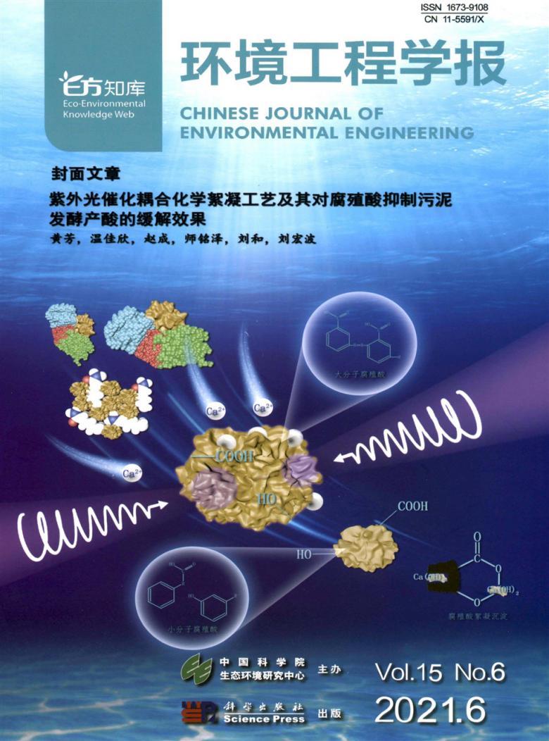 环境工程学报杂志