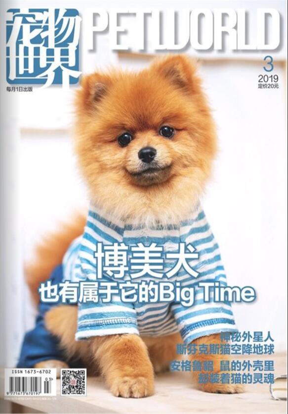 宠物世界杂志