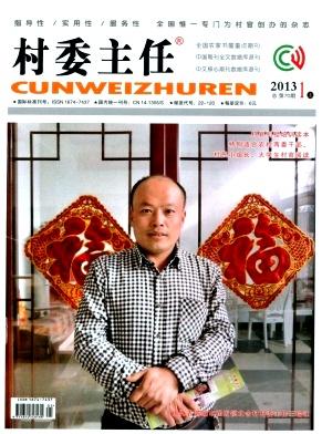 村委主任杂志