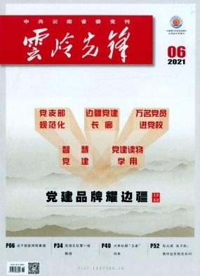 云岭先锋杂志