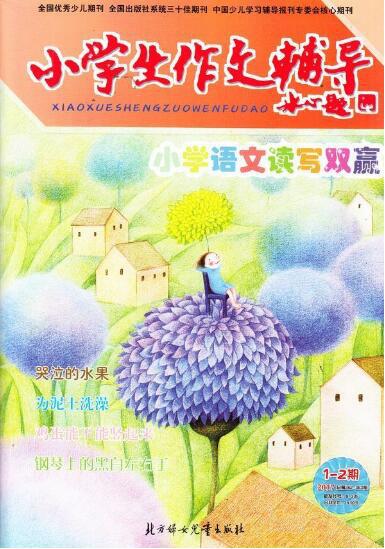 小学生作文辅导杂志